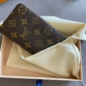 Louis Vuitton Clémence Wallet